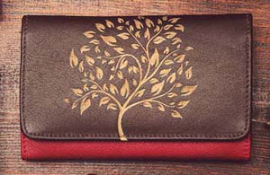 Tree of Life Matinee Purse