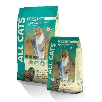 ALL Cats Grain-free - Prøvepose - Premium foder