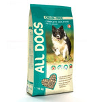 ALL DOGS, Grain-free - Premium foder