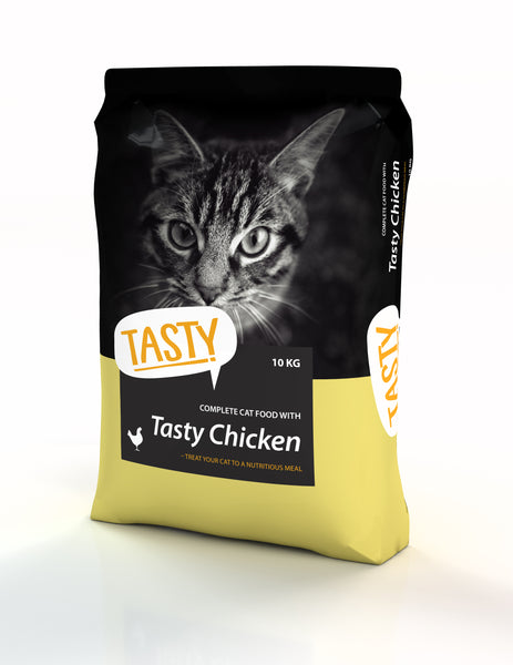 TASTY Cat Food Chicken
