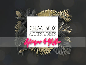 Paparazzi Jewelry | Glimpses of Malibu Trend Blend Items | Gem Box Accessories