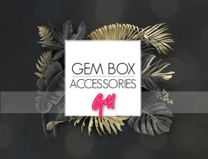 Paparazzi Jewelry | Gold Items | Gem Box Accessories