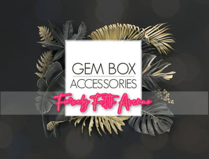 Paparazzi Jewelry | Fiercely Fifth Avenue Trend Blend Items | Gem Box Accessories