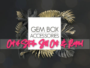 Paparazzi Jewelry | Out of Stock, Sold Out, & Retired | Gem Box Accessories