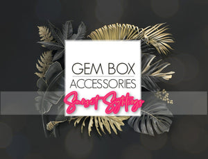 Paparazzi Jewelry | Sunset Sightings Trend Blend Items | Gem Box Accessories