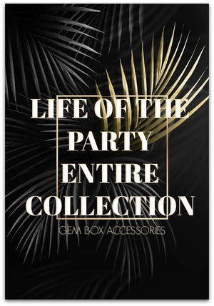 October 2020 Life of the Party | Paparazzi Jewelry | Gem Box Accessories - Gem Box Accessories