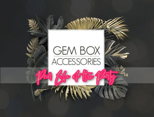 Paparazzi Jewelry | Prior Life of the Party Items | Gem Box Accessories
