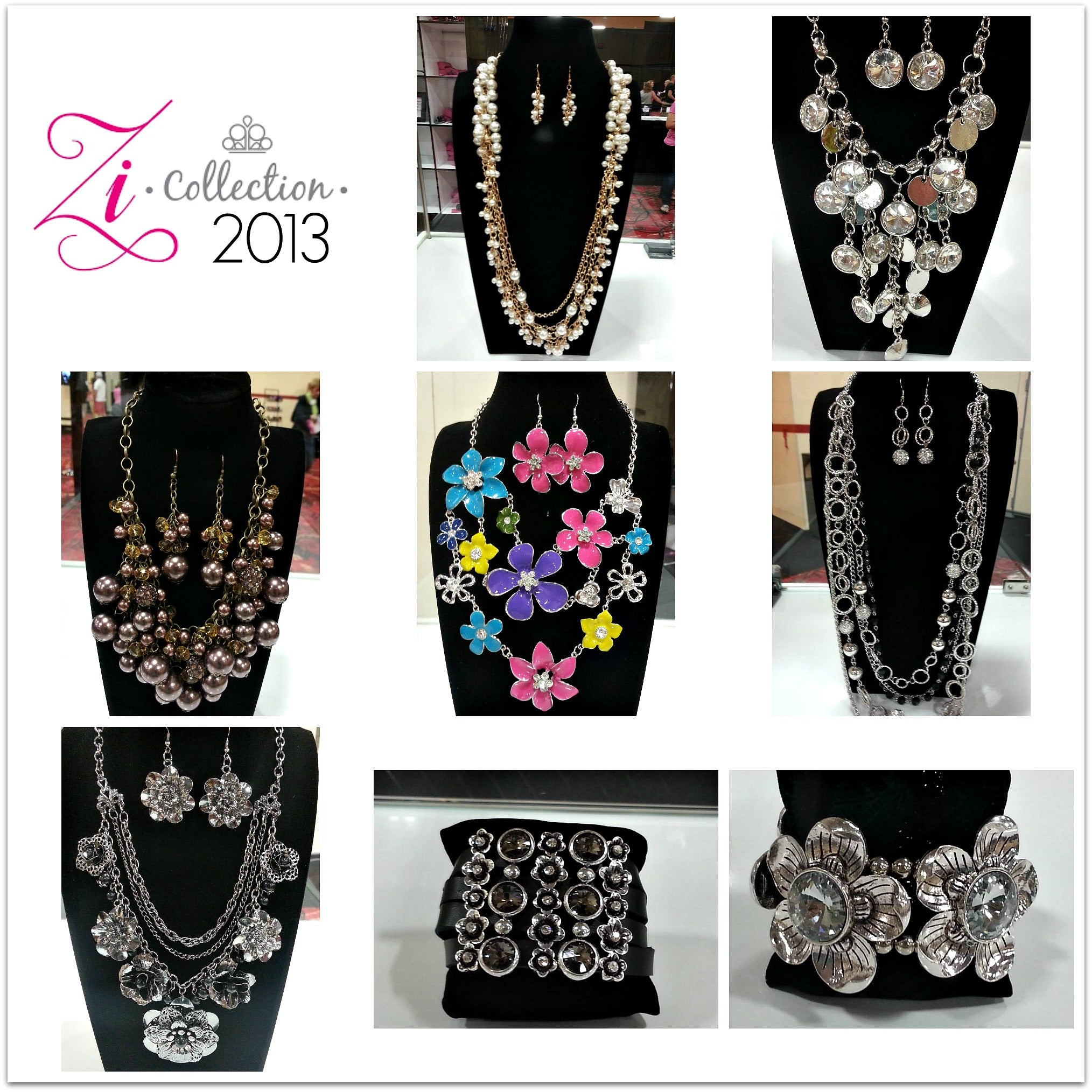 Paparazzi Jewelry | 2013 Zi Collection | Gem Box Accessories