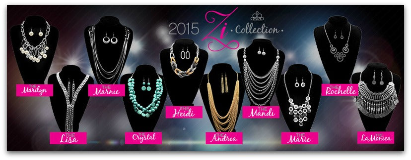Paparazzi Jewelry | 2015 Zi Collection | Gem Box Accessories