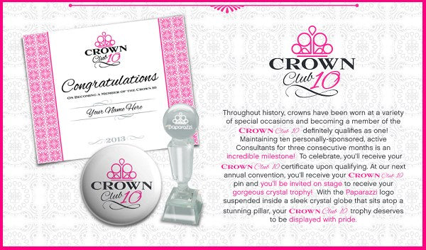 Paparazzi Jewelry | Crown Club | Gem Box Accessories