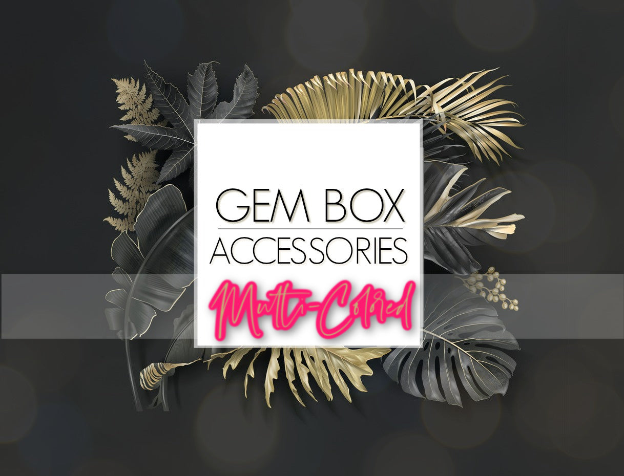 Paparazzi Jewelry | Multi Colored Items | Gem Box Accessories