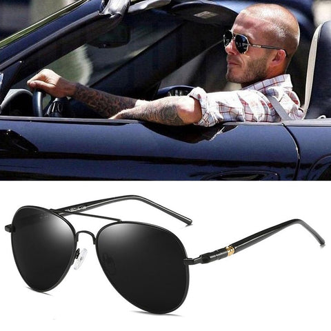 75ea9e3b6b Classic Men Polarized Sunglasses Fashion Brand Design Male Driving Sun  glasses High Quality UV400 Shades Eyewear