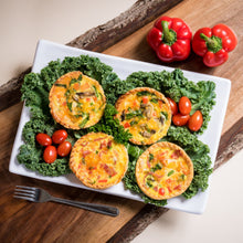 Individual Quiche Breakfast - Tile