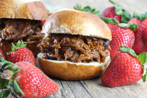 Strawberry-Chipotle Pulled Pork 1