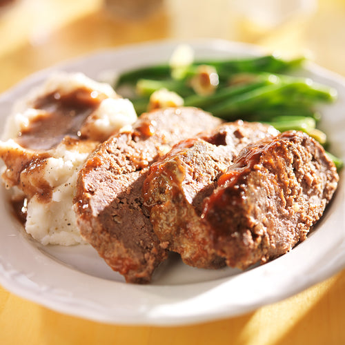 Best-Ever Thick-Cut Meatloaf