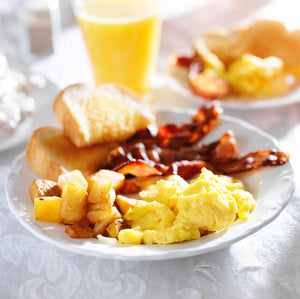 Build Your Own Hot Breakfast