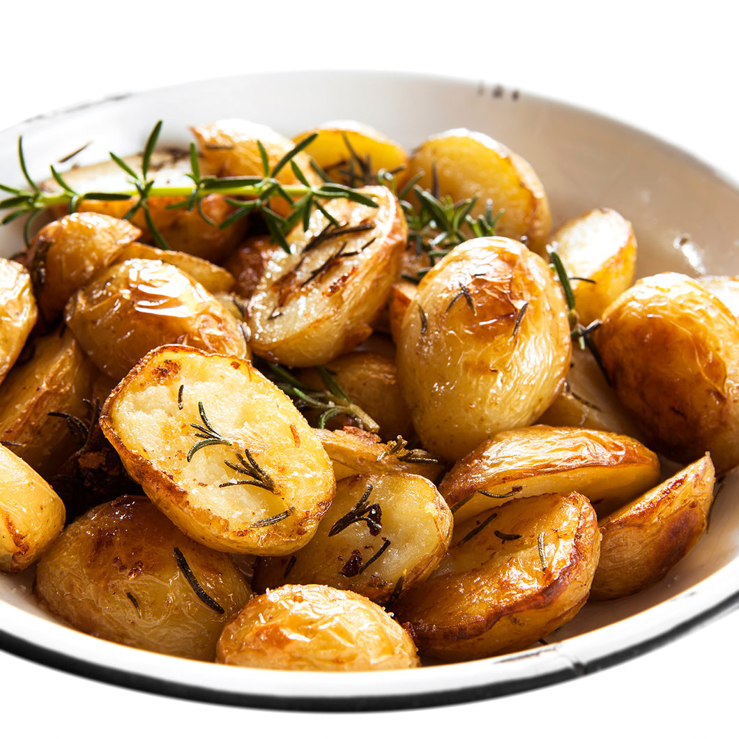 Herb Roasted Mini Potatoes