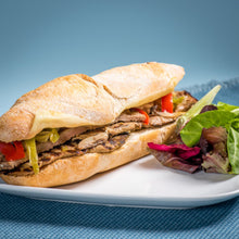 Steak sandwich 1