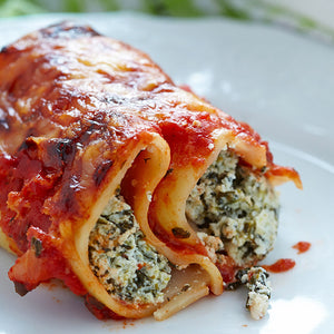 Cannelloni Boxed Lunch