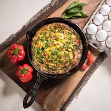 Breakfast Frittata - Tile