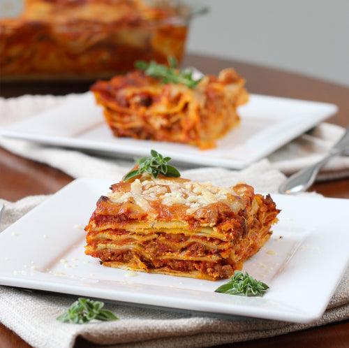 Best-Ever Lasagna Bolognese