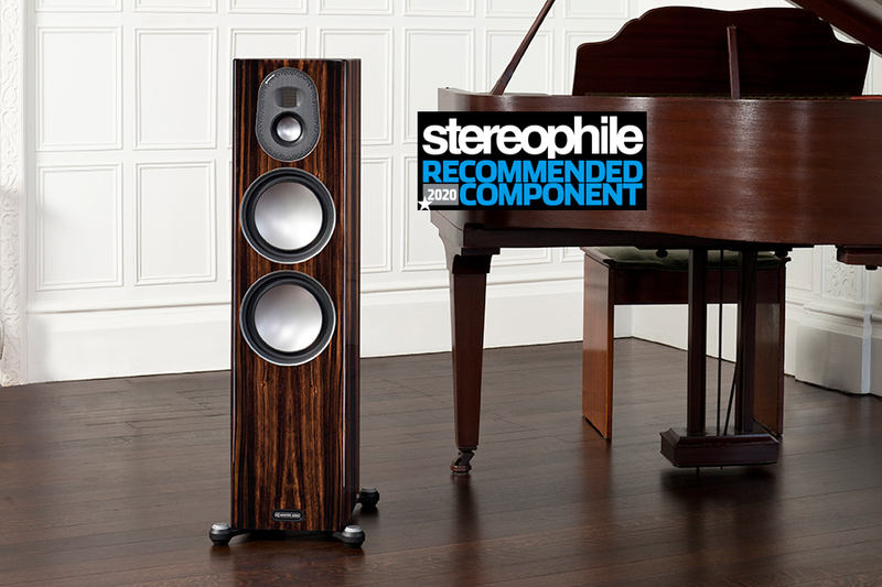 Gold 300: Stereophile Recommended