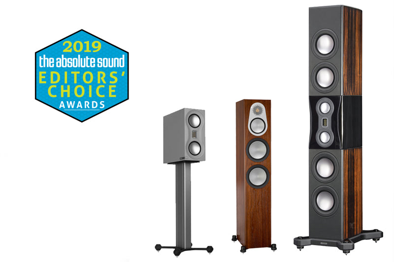 Monitor Audio Award Winners!