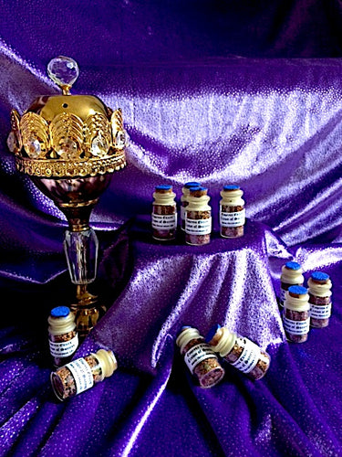 Crown of Success - Incense & Suffumigate