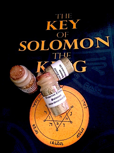 Solomon - An Incense & Suffumigate