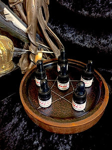 MRGN Red - A Morrighan Anointment
