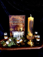 The MRGN (Morrighan) Meditation - Beeswax Column