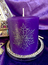 The Purple Snowflake