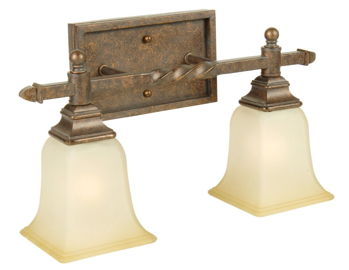 2 Light Vanity - Pendantdecor
