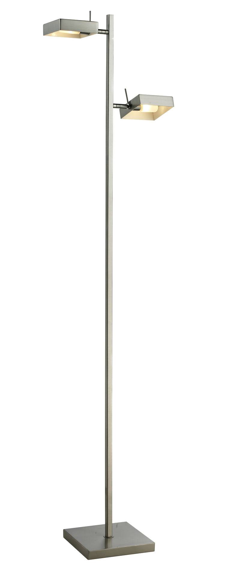 2 Light Floor Lamp