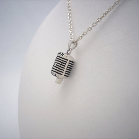 Shure Microphone Pendant