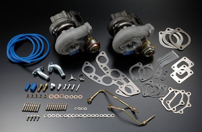 Trust Greddy T517Z Turbo Kit (8cm²) - Nissan - Skyline GT-R BNR32