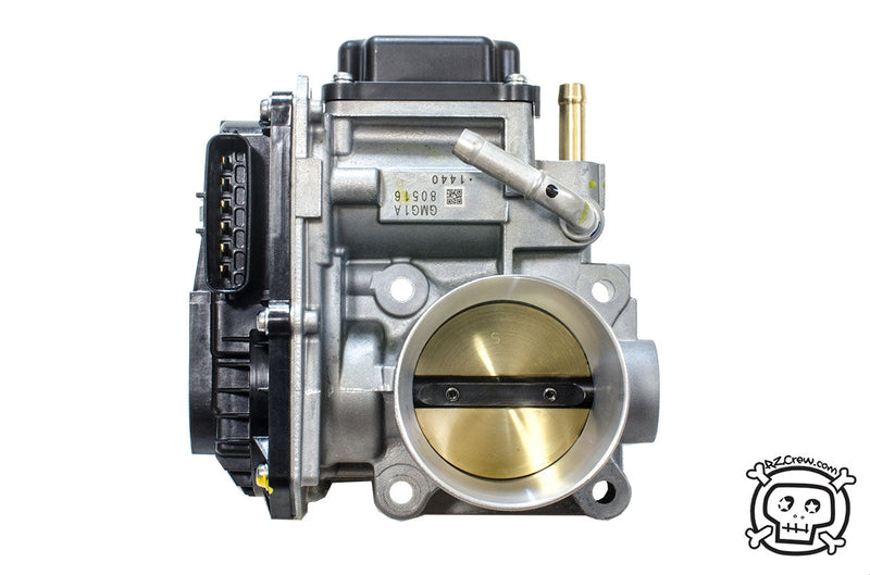 Increase Horse Power and torque with this Spoon 60mm Venturi Throttle Body - Honda - Fit-Jazz GK5. The Best JDM Parts in Europe are on RzcrewEurope.com!