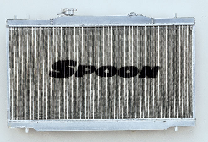 Spoon Aluminium Radiator - Honda - Civic FD1/FD2/FD2R (MT) - 19010-FD2-010 - RZCREWGARAGE