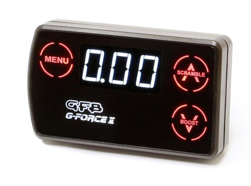 Go Fast Bits  - G-FORCE II Electronic Boost Controller - RZCrewEurope