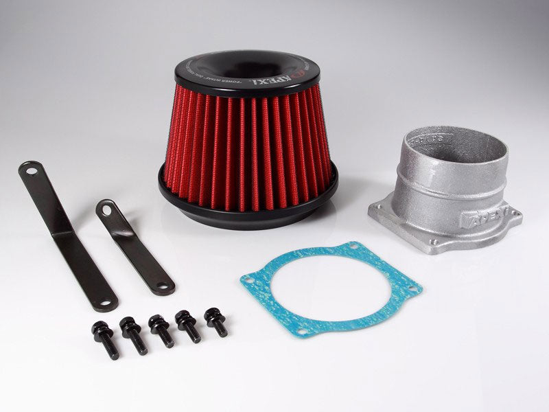Increase Horse Power and torque with this Apexi Power Intake Cone Filter - Honda - Integra type R DC5R. The Best JDM Parts in Europe are on RzcrewEurope.com!