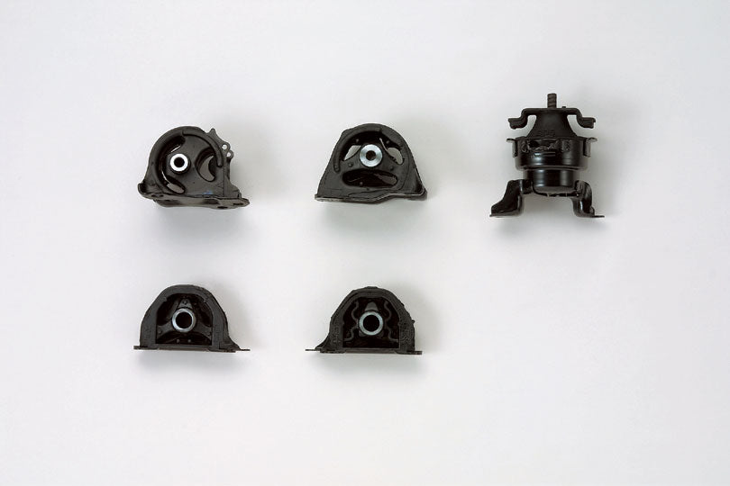 Mugen Engine Mount Set - Complete 5 Piece Set - EK9 - 50800-XJ1-S0N0 - RzcrewEurope.com