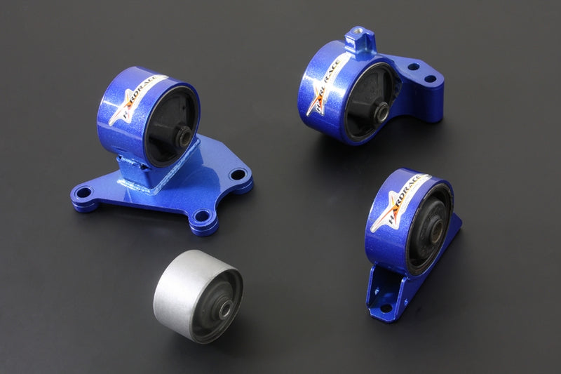Harden Engine Mount 4 Pieces Set (JDM 6MT) - CT9A Evo 7/8/9 - 7671 - RzcrewEurope.com