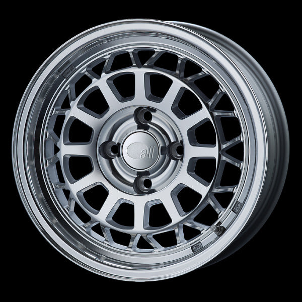 Enkei Japan all nine - 15x6J - 4x100 - ET: 35 (Mirror Polish) - JDM-309-560-4935MP