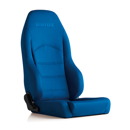 Bride Digo III Light (Seat Heater) Reclinable Seat - Frp - Blue-D55CCN - Rzcrewgarage