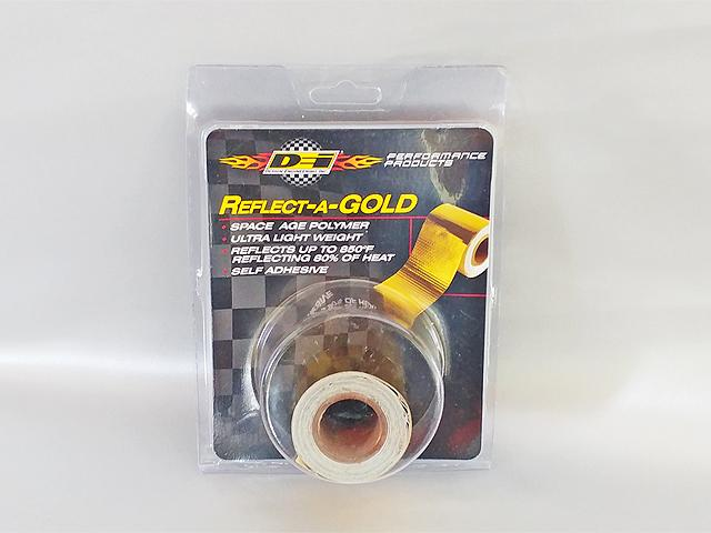 Increase Horse Power and torque with this DEI - Reflect A Gold Heat shield 38 × 4500 mm ( Roll Type). The Best JDM Parts in Europe are on RzcrewEurope.com!