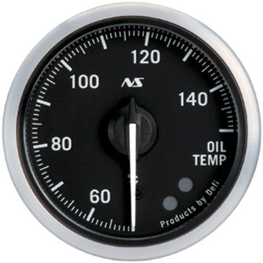 Defi Green,Amber Advance RS Oil Temperature Gauge - 52mm - 50-150C - RZCrewEurope
