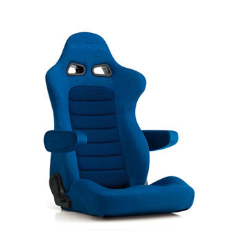 Bride Euroster II Cruz (Seat Heater) Reclinable Seat - Frp - Blue-E57CCN - Rzcrewgarage