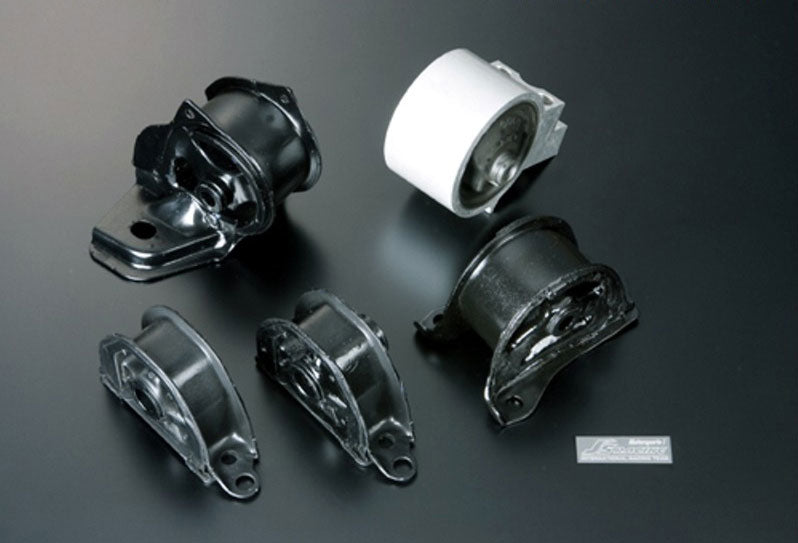 Js Racing Engine and Transmission Mount Set - DC2/DB8 - EMS-T2 - RzcrewEurope.com