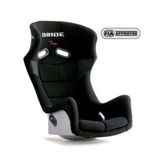 Bride Maxis III Fixed Bucket Seat - Carbon Aramid - Black-F77AMR - Rzcrewgarage