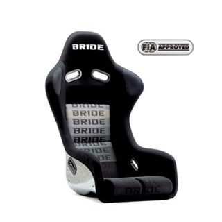 Bride Zeta III King Fixed Bucket Seat - Frp - Black,Green-FL1GZR - Rzcrewgarage